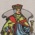 King in Tarot Court