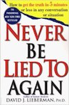 Never Be Lied to Again - Lieberman