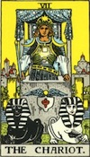 Tarot Chariot (Major Arcana)