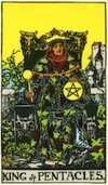 Tarot King of Pentacles