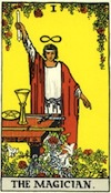 Tarot Magician (Major Arcana)