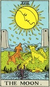 Tarot Moon (Major Arcana)