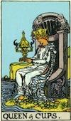 Tarot Queen of Cups