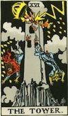 Tarot Tower (Major Arcana)