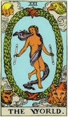 Tarot World (Major Arcana)